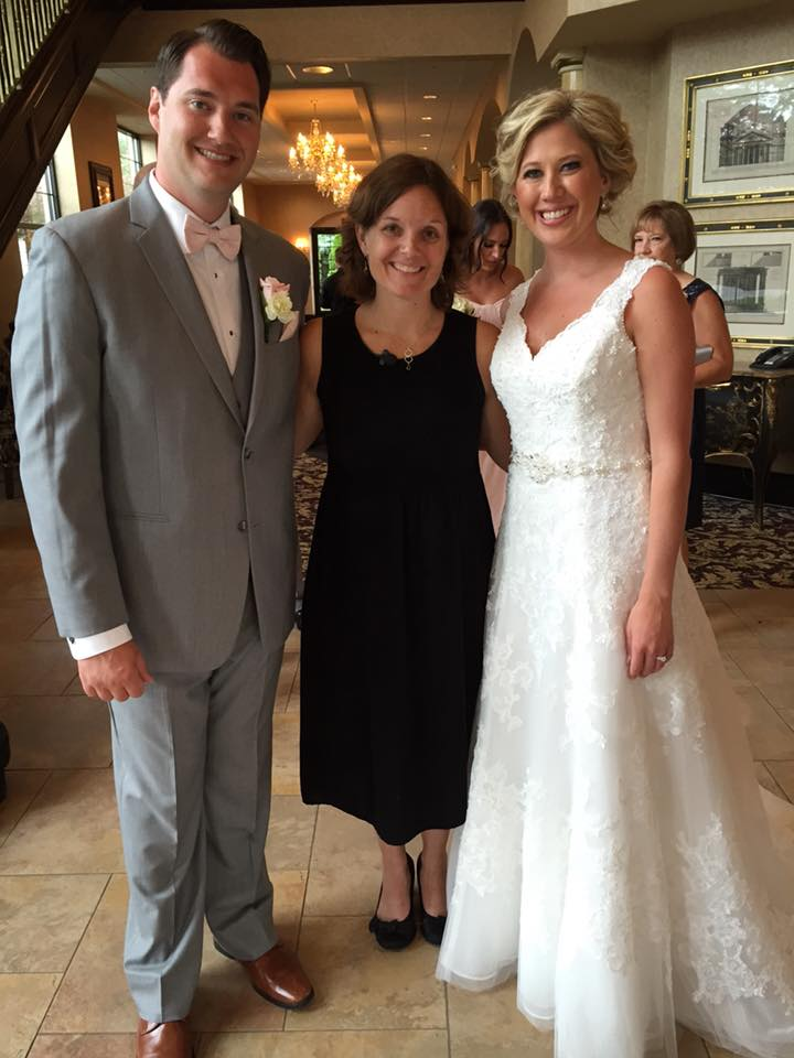 How to choose a wedding officiant: Guest post by Tricia Stehle, Boat Town Weddings