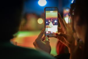 alternative ways to get video for wedding